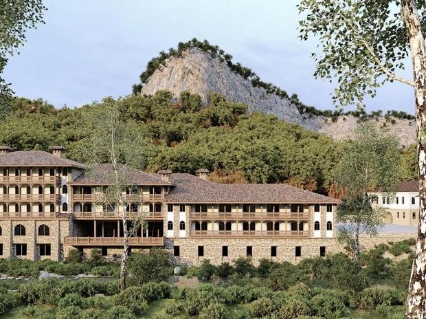 Drqnovo Monastery , Hotel