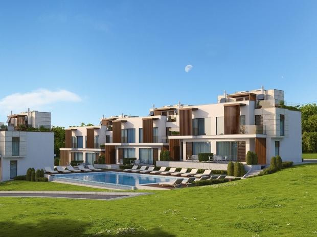 Varna, Magnolia, Residential complex
