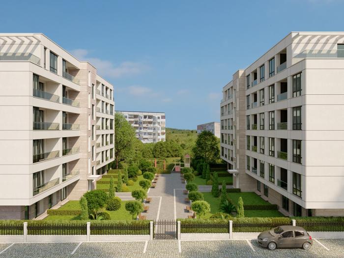 """Варна, """"K-Garden"""", Жилищни сгради"""